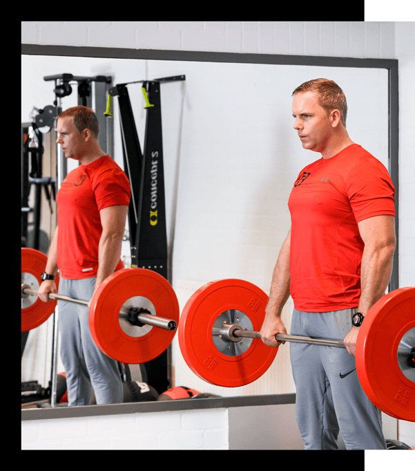 Personal trainer Rotterdam Frans Toet